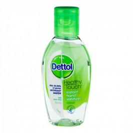 Dettol Instant Hand Sanitizer - Aloe, 50ml