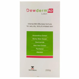 Dewderm AD Lotion, 200gm