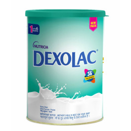Dexolac - 1 Infant Formula Tin, 400gm