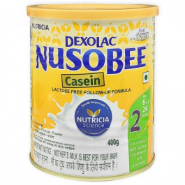 Nusobee Casein 2 Follow-up Formula, 400gm