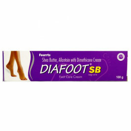 Dia Foot Cream, 100gm