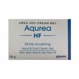 Aqurea-HF Cream Gel, 50gm