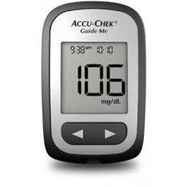 Accu Chek Guide Blood Glucose Meter