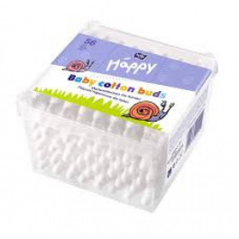 Bella Baby Happy Cotton Buds, 56 Pieces