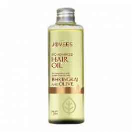 Jovees Bringraj & Olive Hair Oil, 100ml