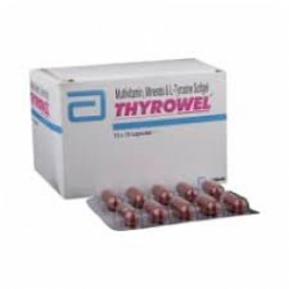 Thyrowel Softgel, 10Capsules