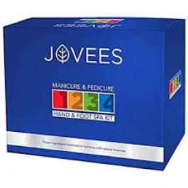 Jovees Manicure & Pedicure Spa Kit, 240gm