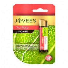 Jovees Tea Rose Lip Care, 4gm