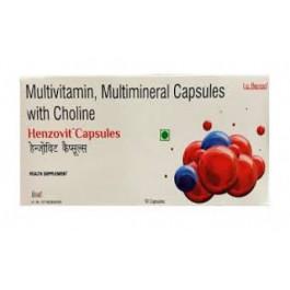 Henzovit, 10 Capsules