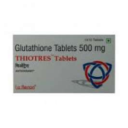 Thiotres, 10 Tablets