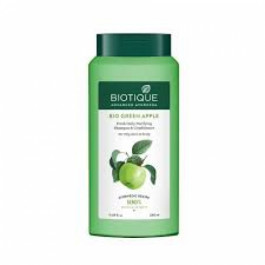 Biotique Bio Green Apple Shampoo and Conditioner, 340ml