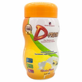 D Protin Vanilla, 500gm