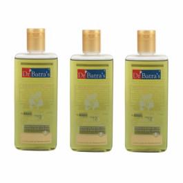 Dr Batra's Hair Oil, 200ml (Pack Of 3)