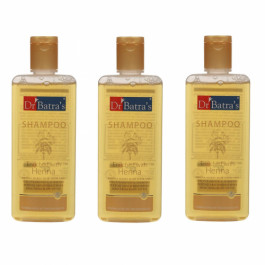 Dr Batra's Normal Shampoo, 200ml (Pack of 3)