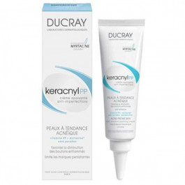 Ducray Keracnyl PP Cream, 30ml
