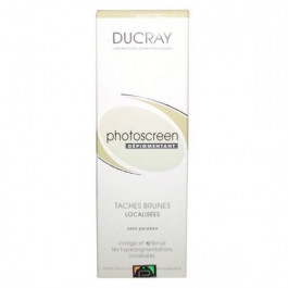 Ducray Photoscreen Depigment Care Cream, 30ml