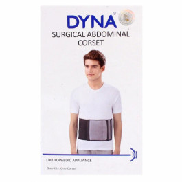 Dyna Surgical Abdominal Corset 100-110 Cms - XLarge