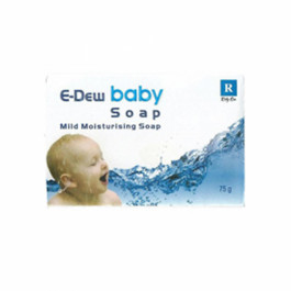 E-Dew Baby Soap, 75gm
