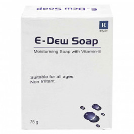 E-Dew Soap, 75gm