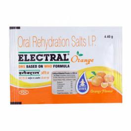 Electral Powder Orange, 21.8gm