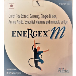 Energex M, 15 Tablets