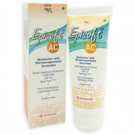 Episoft AC Sunscreen, 75gm