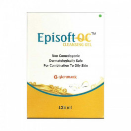 Episoft OC Cleansing Gel, 125ml