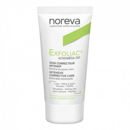 noreva Exfoliac 200 Acnomega Gel, 30ml