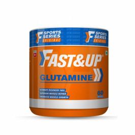 Fast&Up Glutamine, 300gm