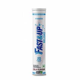 Fast&Up Reload Effervescent (Cola), 20 Tablets