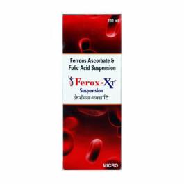 Ferox-Xt Suspension, 200ml