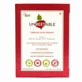 Unbeetable Fibrous Juice Premix, 5 Sachets