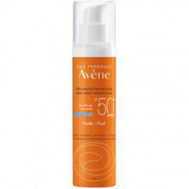 Avene Very High Protection Dry Touch Fluid SPF 50, 50ml