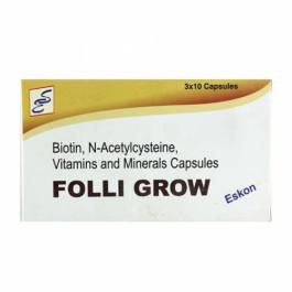 Folli Grow, 10 Capsules