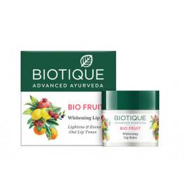 Biotique Bio Fruit Whitening Lip Balm, 12gm