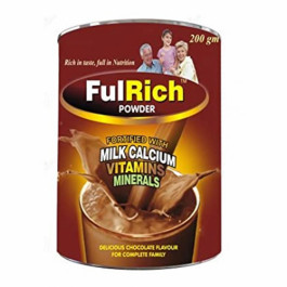 Fulrich Powder, 200gm - Chocolate Flavour