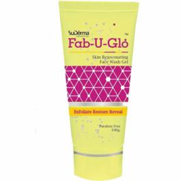 Fab U Glo Face Wash Gel, 100gm