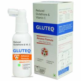 Gluteq Intra-Oral Spray, 60ml
