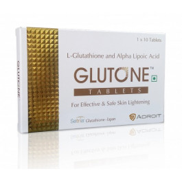 Glutone, 10 Tablets