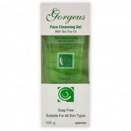Gorgeus Face Cleansing Gel, 100gm