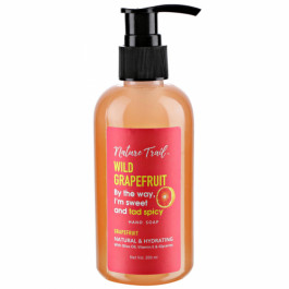 Nature Trail Wild Grapefruit Hand Wash, 200ml