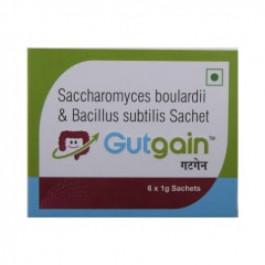 Gutgain Sachet, 1gm