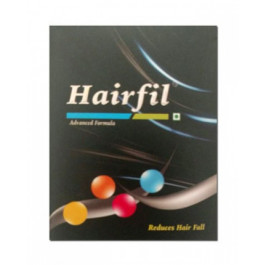 Hairfil Tablets, 10 Tablets