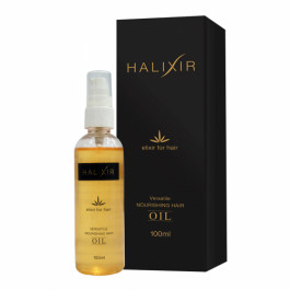 Halixir - The Elixire For Hair Versatile Nourishing Oil, 100ml