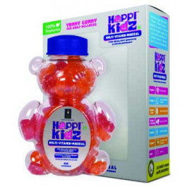 Happi Kidz Multi Vitamins & Minerals Gummies, 60's