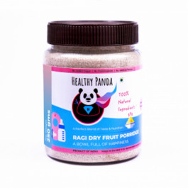 Healthy Panda Ragi Dry Fruit Porridge, 250gm