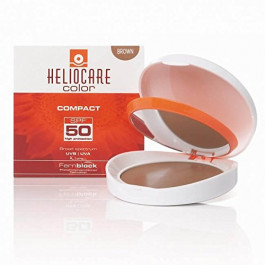 Heliocare Color Compact SPF50 (Brown), 10gm