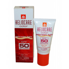 Heliocare Color Gel Cream SPF 50 (Light), 50ml