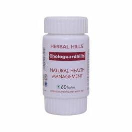 Herbal Hills Chologuardhills, 60 Tablets