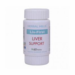 Herbal Hills Liv First, 60 Tablets